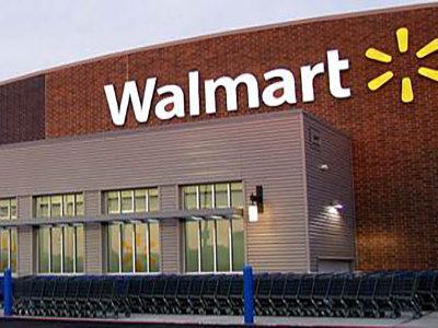 Retail West walmart
