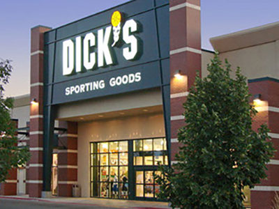 Retail West dicks sporting goods