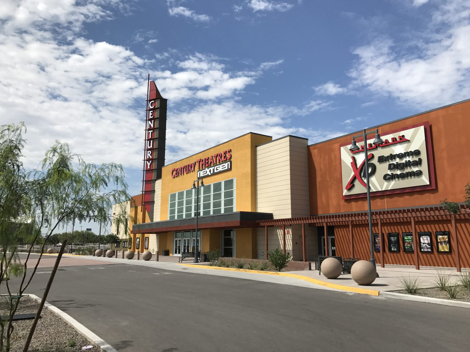 cinemark at tucson marketplace � tucson az